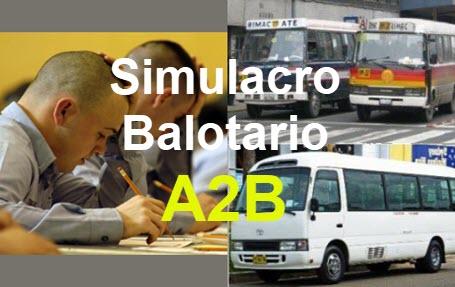 simulacro balotario online a2b