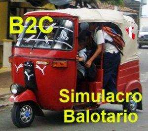 simulacro balotario online b2c